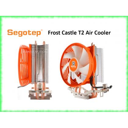 Segotep CPU Cooler Frost Castle T2 Plus