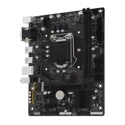GIGABYTE B250M-D2V Motherboard [7th and 6th Gen Intel® Core™ LGA 1151]