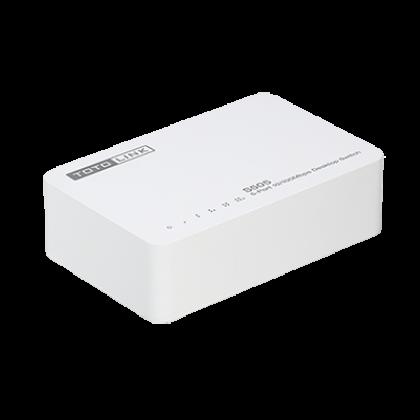 Totolink 5-Port 10/100Mbps Desktop Switch (S505)