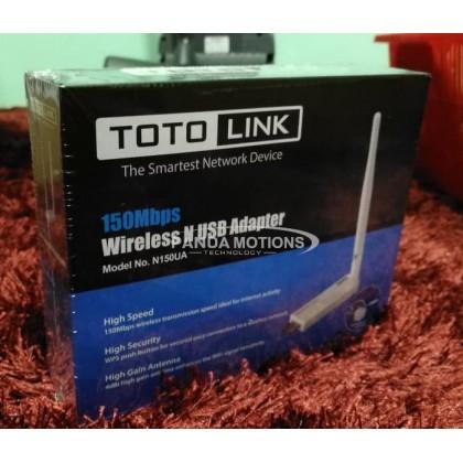 Totolink 150Mbps Wireless N USB Adapter (N150UA)
