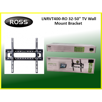 "Ross LNRVT400-RO 32-50"" TV Wall Mount Bracket"