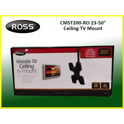 "Ross CMST200-RO 23-50"" Ceiling TV Mount"