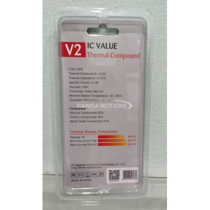 Segotep V2 IC Value Thermal Compound