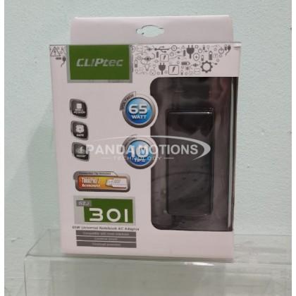 CLiPtec 65W Universal Notebook AC Adaptor (GZJ301-01)