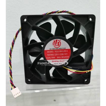 DC Brushless Cooling Fan (12cmx12cm)