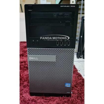 Refurbished Dell Optiplex 7010 Mini Tower [i3-3220/4GB RAM/500GB HDD]