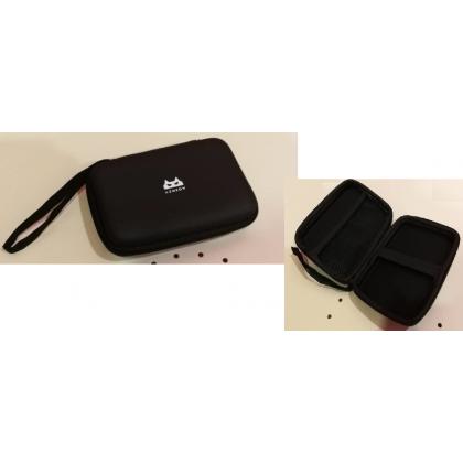 Orico 2.5-Inch Hard Drive Enclosure, Black (2520U3)