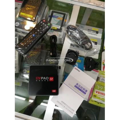 EVPAD 5P 6K TV Box (4GB RAM/32GB ROM)